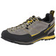 La Sportiva Boulder X Shoes Men Grey/Yellow